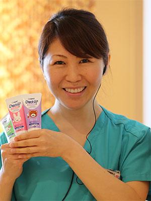 歯科衛生士 森田 小百里