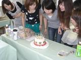 渡辺さん誕生日