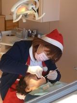 クリスマス篠塚