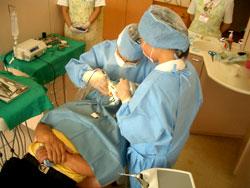 当院ではインプラントを積極的に行っています。多い月では、月10名程の患者様がインプラントをご希望されます