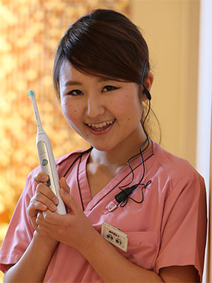 歯科衛生士 伊平 泰子